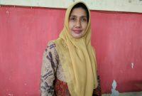 Anggota DPRD Pangkep, Nirwana Saleh