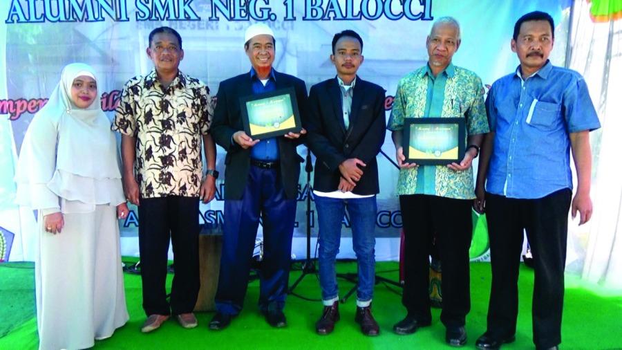 Gelar reuni perdana, alumni SMKN 1 Balocci bentuk IKA