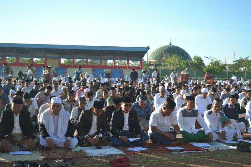 Salat Idul Adha 1438 H, pejabat Pangkep disebar di seluruh kecamatan