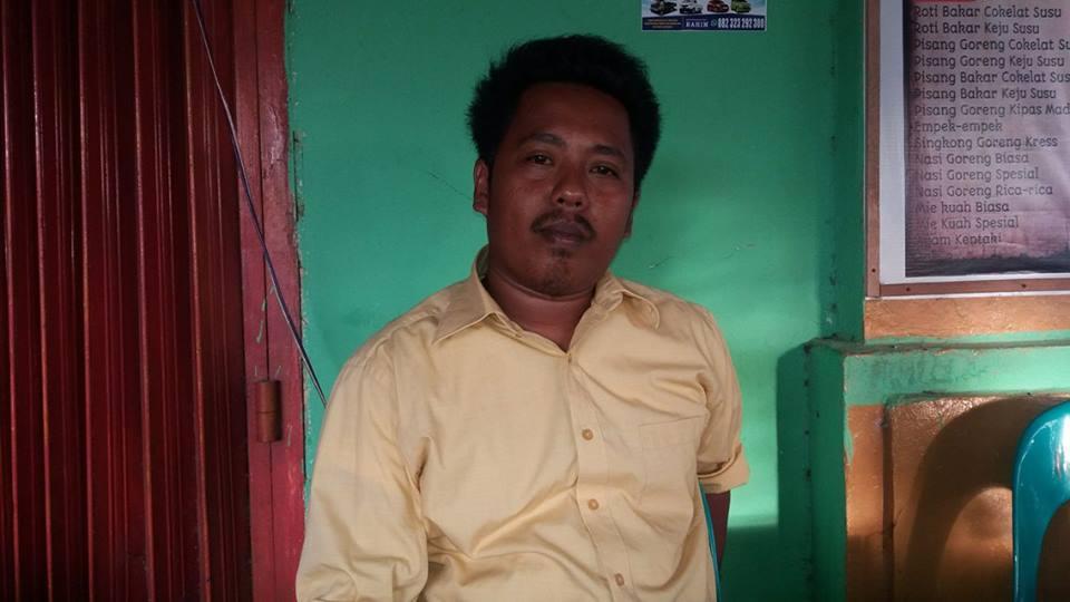 Kades Mattiro Matae, Rizal Idris