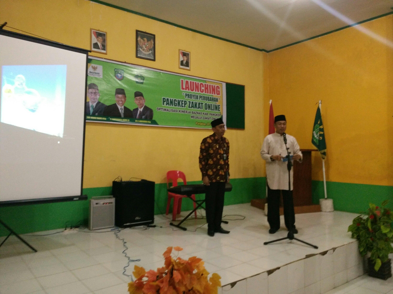 Alhamdulillah, Pangkep punya aplikasi zakat online