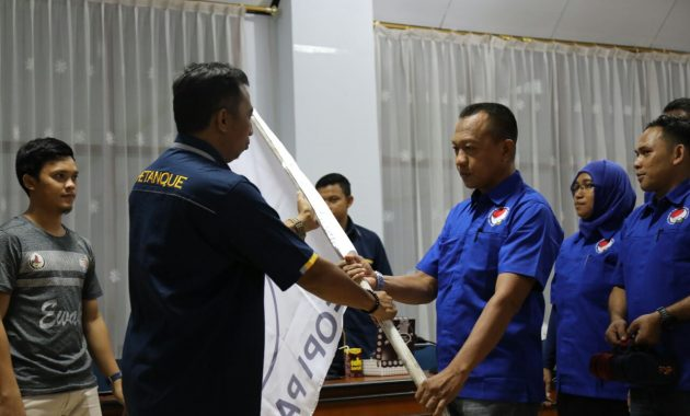 Pengurus FOPI Pangkep resmi terbentuk